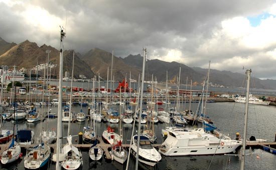 Port Tenerife.