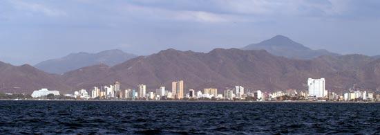 Venezuela, Puerto la Cruz.