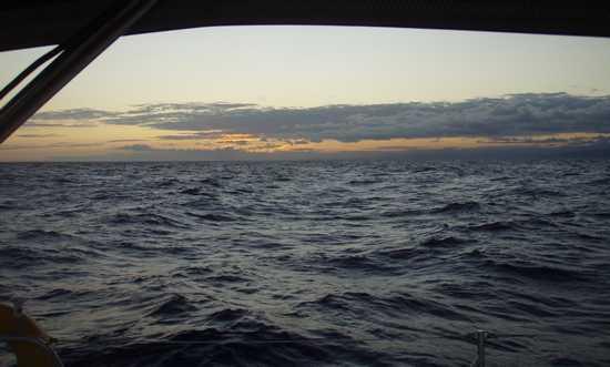 Mer des Caraïbes.