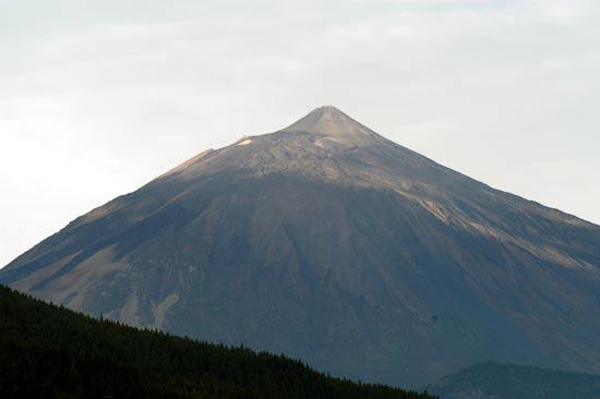 Montagne Canaries Tenerife