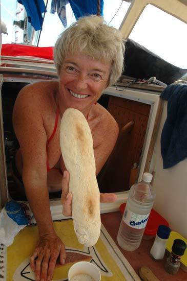fanfan pain à bord