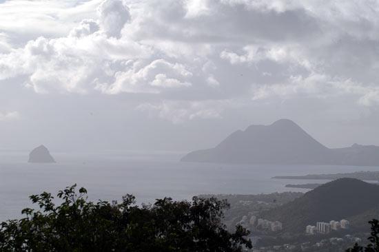 Martinique le Diamant.