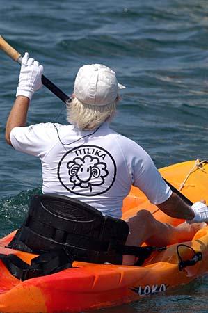 Kayak Fanfan curaçao