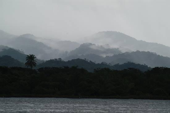 San Blas montagne mamitupu.