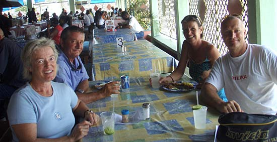 Tadorne, new life amuitz Curaçao