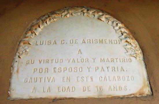 Luisa de arismendi