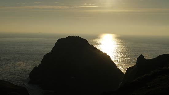 Cap sizun, escale en Bretagne.