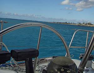 Des bahamas a panama